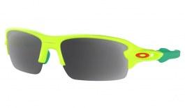 Oakley Flak XS Prescription Sunglasses - Retina Burn