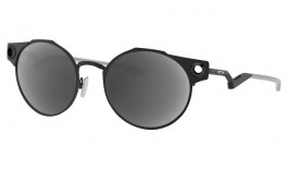 Oakley Deadbolt Prescription Sunglasses - Satin Black
