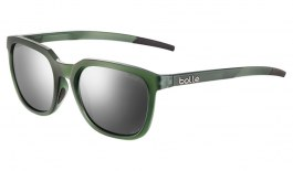 Bolle Talent Sunglasses - Matte Crystal Forest / Volt+ Cold White Polarised