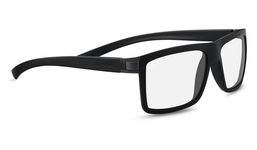 e79bed5985 Serengeti Brera Prescription Sunglasses - Satin Black - RxSport