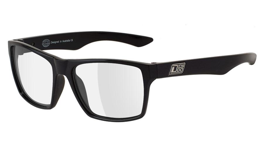 3ff23ad6be4d Dirty Dog Vendetta Prescription Sunglasses - Gloss Black - RxSport