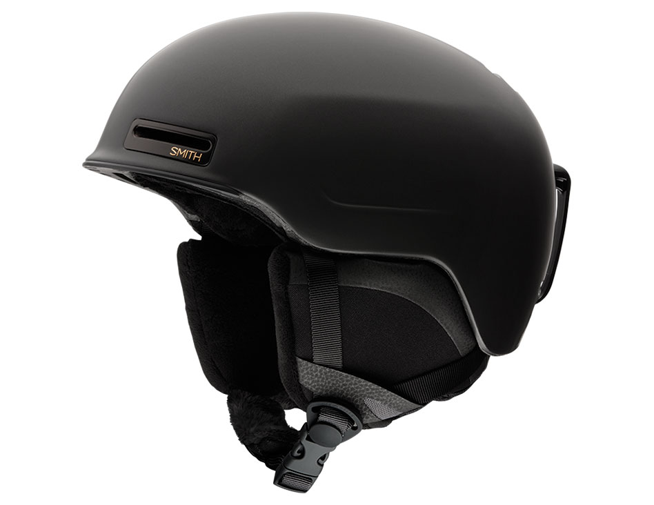 Smith Allure Ski Helmet - Matte Black Pearl