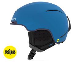Giro Jackson MIPS Ski Helmet - Matte Blue (Protect Our Winters)