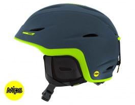 Giro Union MIPS Ski Helmet - Matte Turbulence & Lime