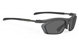 Rudy Project Rydon Prescription Sunglasses - Optical Dock - Matte Charcoal (Frozen Ash Optical Dock)