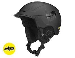 Bolle Instinct MIPS Ski Helmet - Full Black