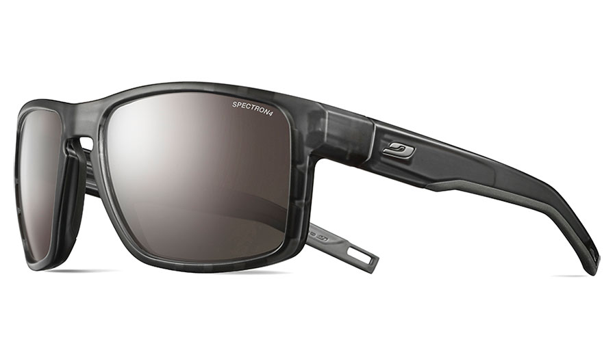 Julbo Shield Sunglasses - Translucent Black   Spectron 4 - RxSport 2c643b1283