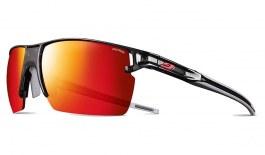 Julbo Outline Sunglasses - Translucent Black & Red / Spectron 3 CF Red