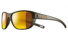 Julbo Capstan Sunglasses - Matte Army / Polarized 3 CF Gold
