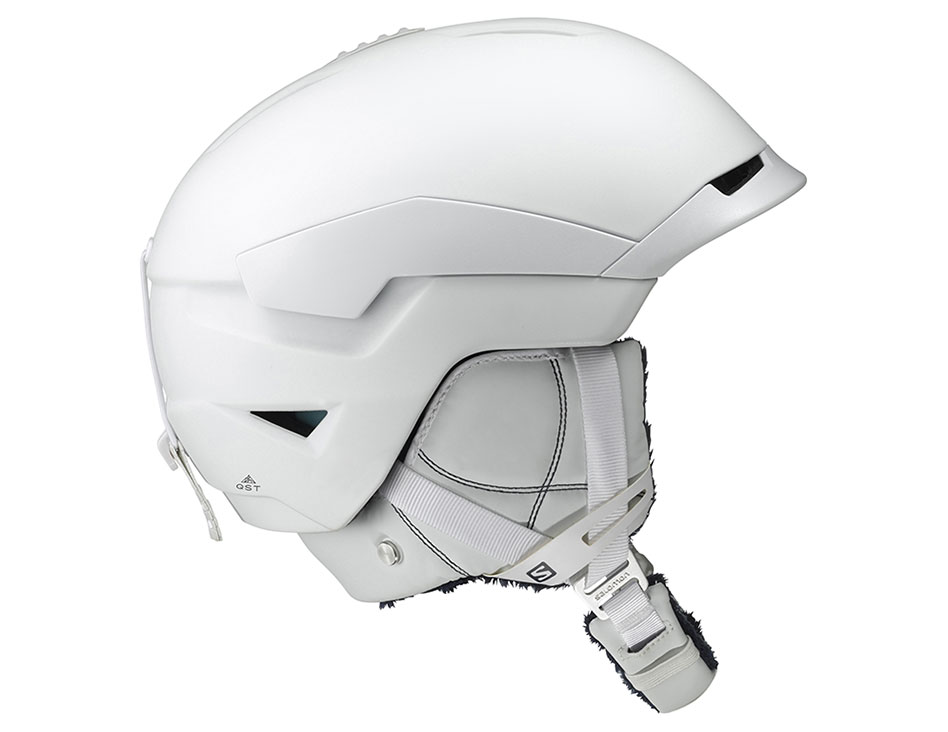 Salomon Quest W Ski Helmet - White