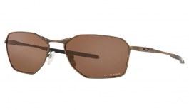 Oakley Savitar Sunglasses - Satin Toast / Prizm Tungsten