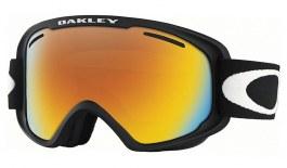 Oakley O Frame 2.0 XM Ski Goggles - Matte Black / Fire Iridium