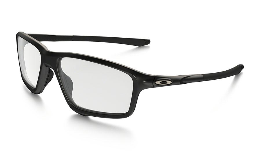30e4df7bc0 Oakley Crosslink Zero Prescription Glasses - Satin Black Reflective ...