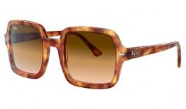 Ray-Ban RB2188 Sunglasses - Red Havana / Brown Gradient