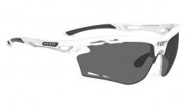 Rudy Project Propulse Prescription Sunglasses - ImpactRX Directly Glazed - White Gloss