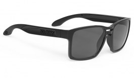 Rudy Project Spinair 57 Sunglasses - Black Gloss / Smoke Black