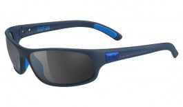 Bolle Anaconda Prescription Sunglasses - Matte Mono Blue