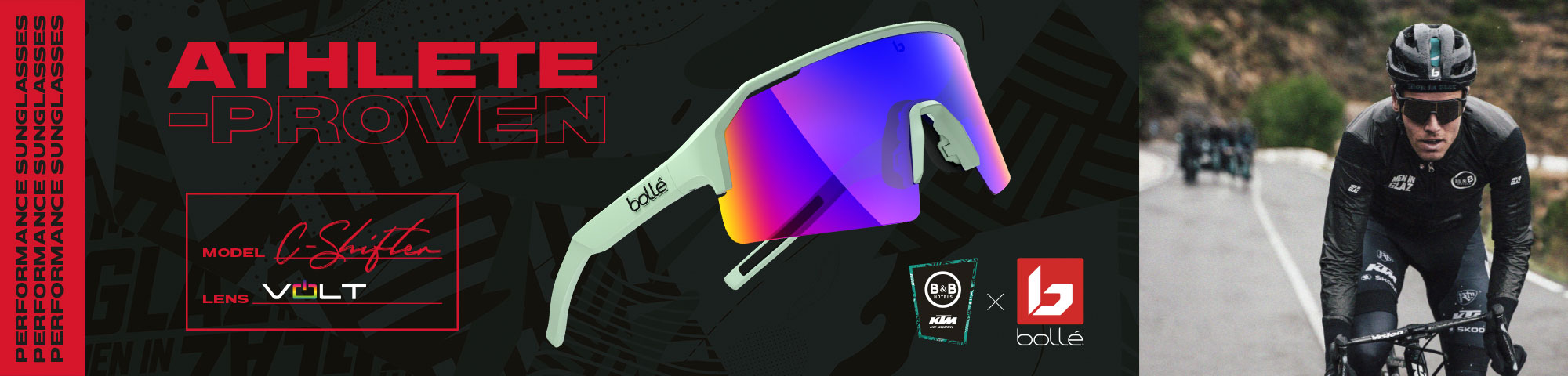 Bolle 6th Sense S Sunglasses Lenses