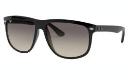 Ray-Ban RB4147 Boyfriend Sunglasses - Black / Grey Gradient