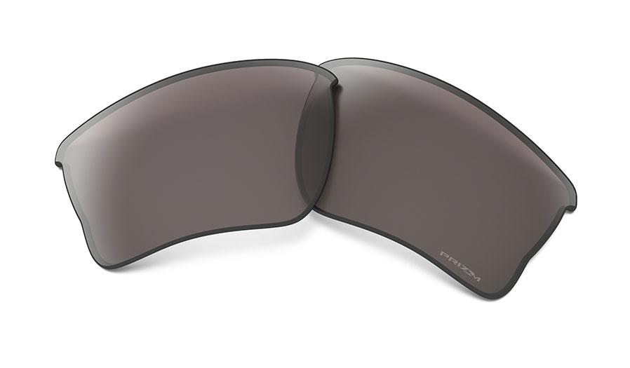Oakley Quarter Jacket Replacement Lens Kit - Prizm Grey Polarised