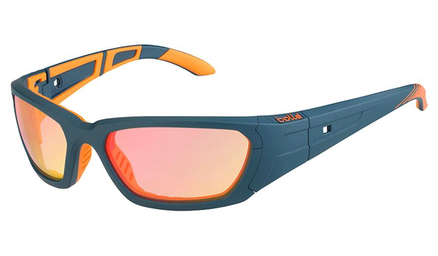 54502293681 Bolle League Glasses - Dark Petrol   Orange   Modulator Flash Fire ...