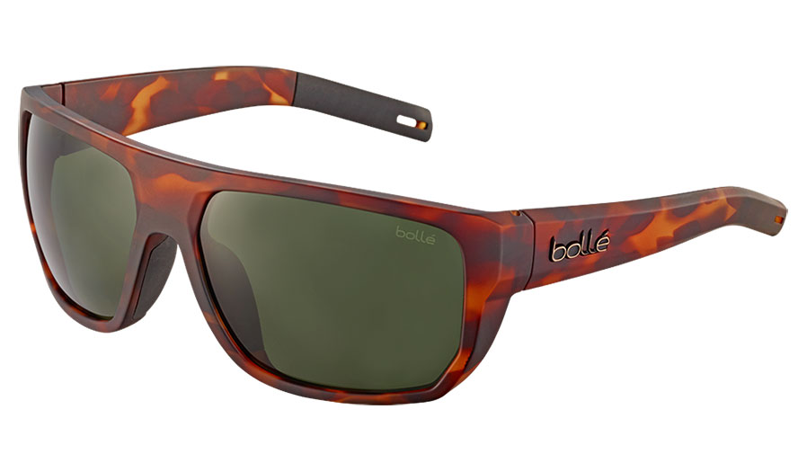 Bolle Vulture Sunglasses - Matte Tortoise / Axis HD Polarised