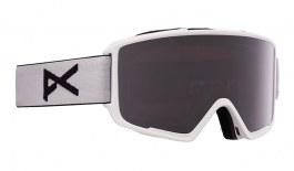 Anon M3 Ski Goggles - White / Perceive Sunny Onyx + Perceive Variable Violet
