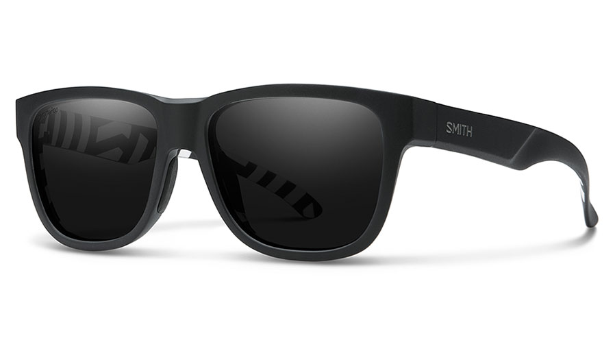 e2cafa106a Smith Lowdown Slim 2 Sunglasses - Squall   ChromaPop Sun Black - RxSport