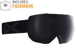 Anon Mig MFI Ski Goggles - Smoke / Sonar Smoke