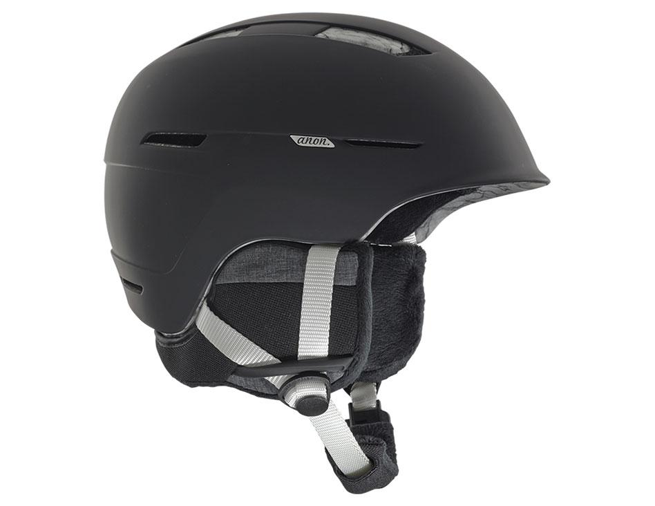 Anon Auburn Ski Helmet - Marble Black