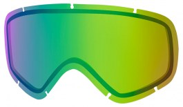 Anon Helix 2.0 Ski Goggle Replacement Lens - Sonar Green