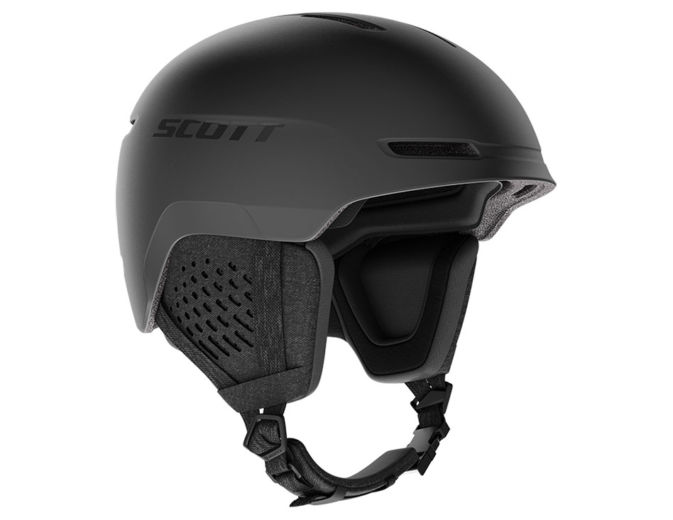 Scott Track Ski Helmet - Black