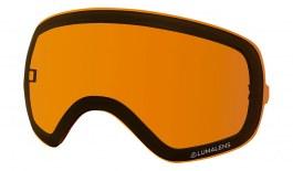 Dragon X2S Ski Goggles Lens - Lumalens Amber