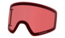 Dragon PXV Ski Goggles Lens - Lumalens Rose