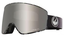 Dragon PXV2 Ski Goggles - Quartz / Lumalens Silver Ion + Lumalens Amber