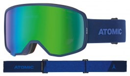 Atomic Revent Ski Goggles - Blue / Green Stereo