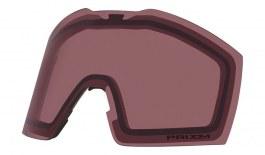 Oakley Fall Line XL Ski Goggles Replacement Lens Kit - Prizm Dark Grey