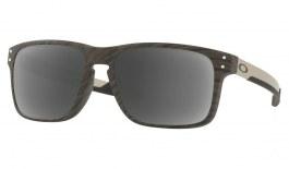 Oakley Holbrook Mix Prescription Sunglasses - Woodgrain