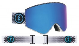 Electric EGX Ski Goggles - Mist / Brose Blue Chrome