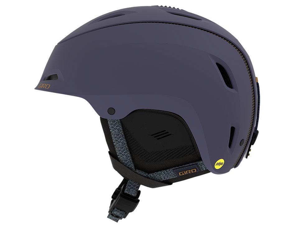 Giro Range MIPS Ski Helmet - Matte Midnight & Bronze