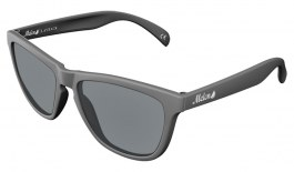 Melon Layback Prescription Sunglasses - Matte Grey