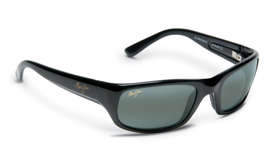 d0a1571725d Maui Jim Stingray Prescription Sunglasses - Gloss Black - RxSport