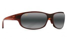 Maui Jim Twin Falls Prescription Sunglasses - Rootbeer Fade