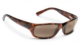 Maui Jim Stingray Sunglasses - Tortoise / HCL Bronze Polarised