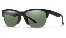 Smith Haywire Sunglasses - Matte Black / Chromapop Grey Green Polarised