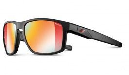 Julbo Stream Sunglasses - Black & Red / Reactiv Performance 1-3 Light Amplifier Photochromic