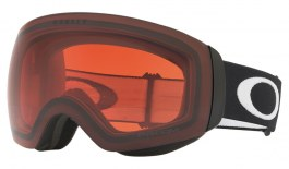 Oakley Flight Deck XM Ski Goggles - Matte Black / Prizm Rose