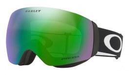 Oakley Flight Deck XM Prescription Ski Goggles - Matte Black / Prizm Jade Iridium