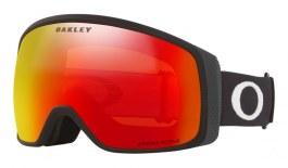 Oakley Flight Tracker XM Prescription Ski Goggles - Matte Black / Prizm Torch Iridium