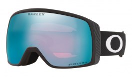Oakley Flight Tracker XS Ski Goggles - Matte Black / Prizm Sapphire Iridium